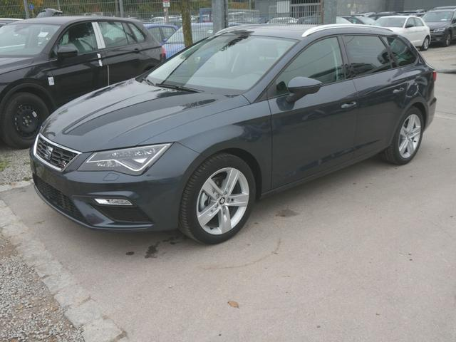 Seat Leon - ST 1.5 TSI ACT FR * PANORAMA-SD NAVI VOLL-LED PDC SHZG TEMPOMAT 17 ZOLL