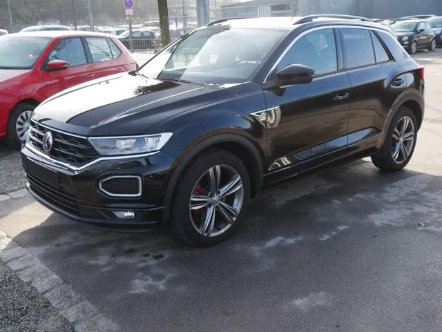 Volkswagen T-Roc - 1.5 TSI ACT DSG SPORT 4MOTION * R-LINE ASSISTENZ-& BUSINESSPAKET NAVI PARK ASSIST