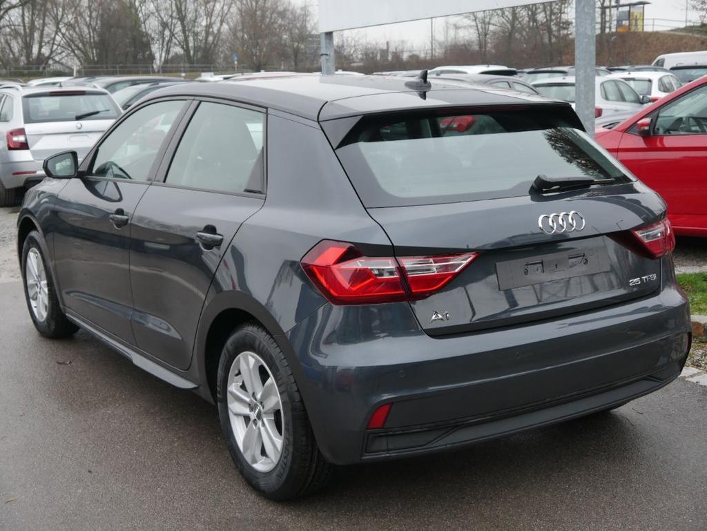 Audi A1 Sportback 25 Tfsi Sofort Parktronic Sitzheizung Klima 15 Zoll Start Stopp