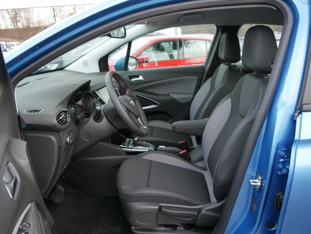 Opel Crossland X 1.2 TURBO INNOVATION * AUTOMATIC LED NAVI PDC SITZ- & LENKRADHEIZUNG