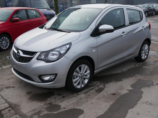 Opel Karl - 1.0 ECOTEC 120 JAHRE EDITION * SOFORT PDC TEMPOMAT KLIMA LM-FELGEN 15 ZOLL