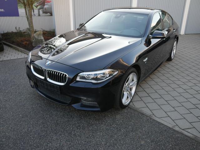 Gebrauchtfahrzeug BMW 5er - 535d xDrive DPF   M-SPORTPAKET HEAD-UP DISPLAY 19 ZOLL LEDER LED NAVI EL. GLASDACH
