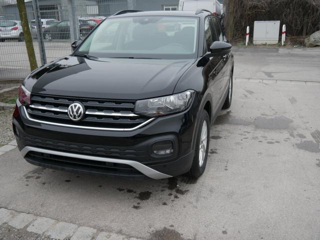 Volkswagen T-Cross - 1.0 TSI LIFE   PDC WINTERPAKET SITZHEIZUNG KLIMA 16 ZOLL FRONT ASSIST Vorlauffahrzeug