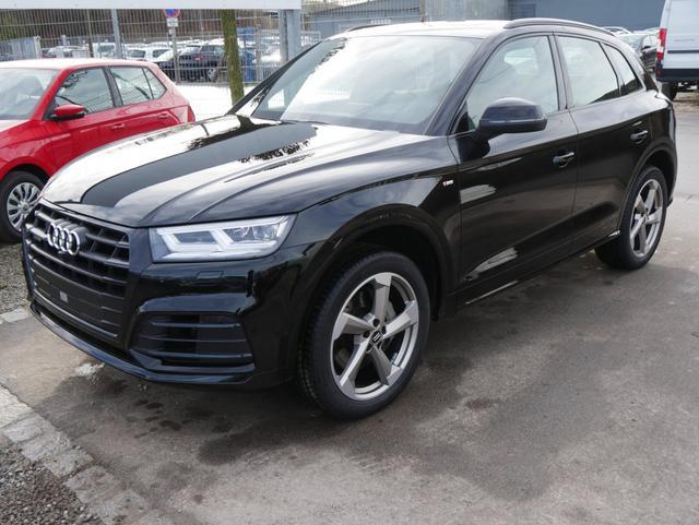Audi Q5 - 50 TDI DPF SPORT * S-LINE QUATTRO MATRIX LED NAVI MMI TOUCH ASSISTENZPAKET PANORAMA 20 ZOLL
