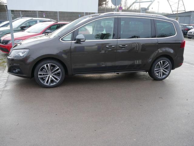 Seat Alhambra - 2.0 TDI DPF DSG FR-LINE   4DRIVE AHK NAVI XENON KAMERA KESSY 7-SITZER Lagerfahrzeug