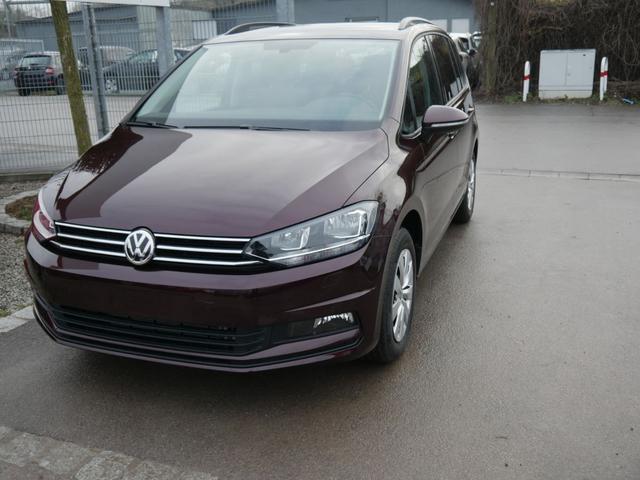 Volkswagen Touran - 2.0 TDI DPF COMFORTLINE * ACC NAVI WINTERPAKET PDC SHZG 7-SITZER EL. HECKKLAPPE