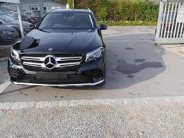 GLC SUV - 250 4MATIC   9G-TRONIC AMG LINE HEAD-UP-DISPLAY PANORAMA-SD PARK-PAKET