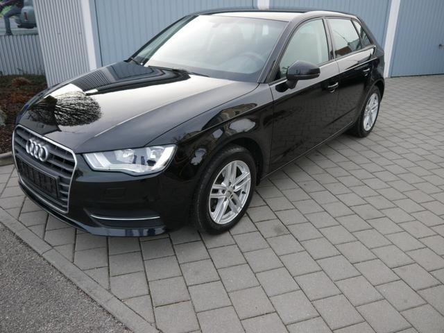 Gebrauchtfahrzeug Audi A3 Sportback - 1.2 TFSI ATTRACTION   AHK SITZHEIZUNG KLIMA CD LM-FELGEN 16 ZOLL
