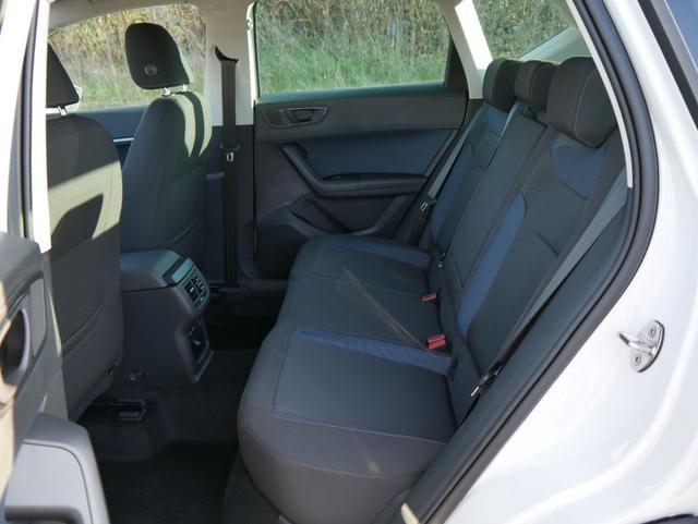 Seat Ateca 1.5 EcoTSI DSG ACT STYLE * 4DRIVE NAVI VOLL-LED PARKLENKASSISTENT SHZG 17 ZOLL