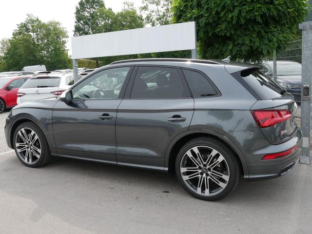 Audi Q5 SQ5 TDI DPF QUATTRO * AHK PANORAMA LEDER 21 ZOLL NAVI PLUS STANDHEIZUNG