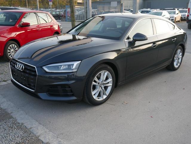 Audi A5 Sportback - 40 TFSI S-TRONIC * NAVI LED TEILLEDER PDC SHZG TEMPOMAT EL. HECKKLAPPE