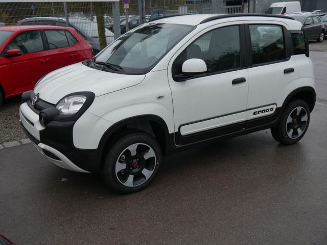 Lagerfahrzeug Fiat Panda - 0.9 8V TwinAir Turbo CROSS 4x4   SITZ- & FRONTSCHEIBENHEIZUNG KLIMAAUTOMATIK START&STOPP