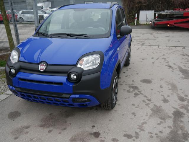 Fiat Panda - 0.9 8V TwinAir Turbo CROSS 4x4 * SITZ- & FRONTSCHEIBENHEIZUNG KLIMAAUTOMATIK START&STOPP