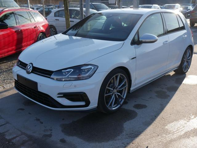 Volkswagen Golf - VII R 2.0 TSI DSG 4M * 19 ZOLL ACTIVE INFO DISPLAY LED NAVI ACC PDC SHZG KEYLESS ACCESS
