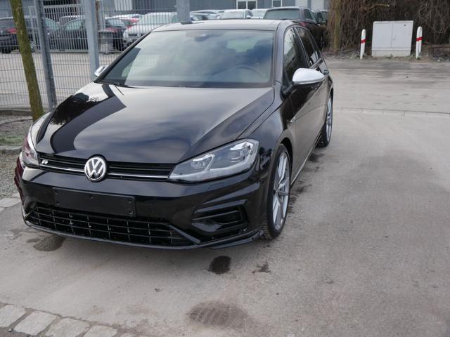 Volkswagen Golf - II R 2.0 TSI DSG 4M * LEDER 19 ZOLL PANORAMA-SD ACTIVE INFO DISPLAY LED NAVI ACC