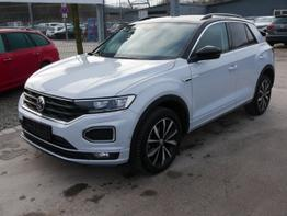 T-Roc - 1.0 TSI STYLE   R-LINE EXTERIEUR BUSINESS-PAKET LED NAVI ACC PARK ASSIST