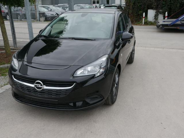 Opel Corsa - 1.4 120 JAHRE EDITION * AUTOMATIC WINTERPAKET KAMERA LENKRADHEIZUNG PDC SHZG