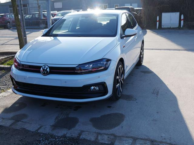 Volkswagen Polo - 2.0 TSI DSG GTI * 18 ZOLL LED PDC SITZHEIZUNG APP-CONNECT TEMPOMAT KLIMAAUTOMATIK