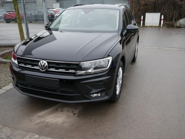 Volkswagen Tiguan - 1.5 TSI ACT TRENDLINE * WINTERPAKET PDC SHZG TEMPOMAT KLIMAAUTOMATIK