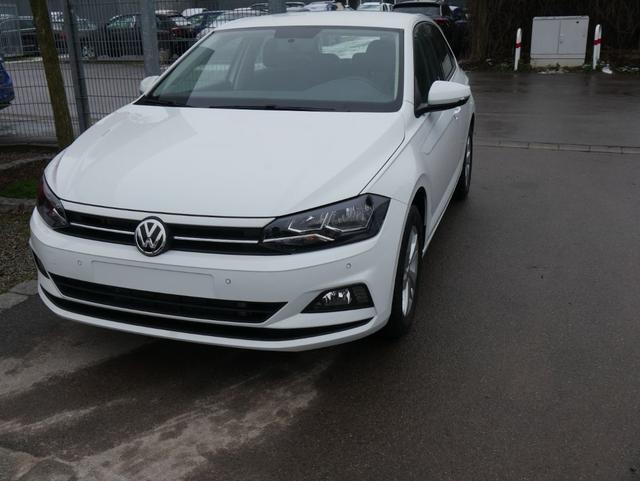 Volkswagen Polo - 1.0 TSI DSG COMFORTLINE * APP-CONNECT-NAVI PDC SHZG MULTIFUNKTIONS-LEDERLENKRAD