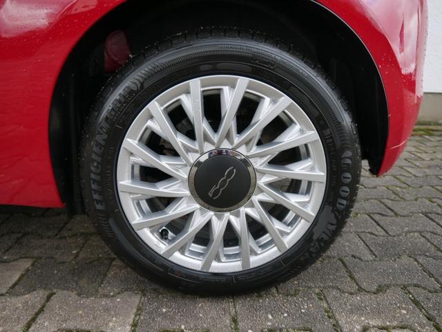 Fiat 500 1.2 8V LOUNGE * 5-JAHRE GARANTIE UCONNECT LIVE & LINK-SYSTEM TEMPOMAT KLIMA 15 ZOLL