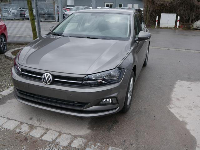 Volkswagen Polo - 1.0 TSI DSG COMFORTLINE   APP-CONNECT-NAVI PDC SHZG MULTIFUNKTIONS-LEDERLENKRAD Vorlauffahrzeug