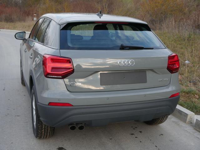 Audi Q2 - 35 TDI * CONNECTIVITY PAKET LED PARKTRONIC SHZG TEMPOMAT EL. HECKKLAPPE