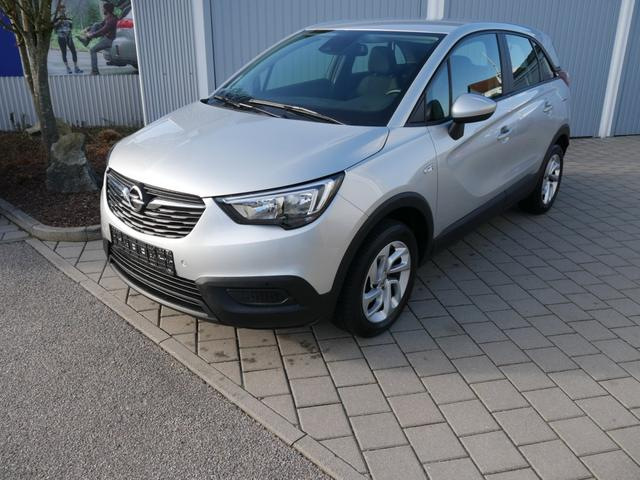 Opel Crossland X - 1.2 EDITION * AUTOMATIC KOMFORT-PAKET PDC SHZG LENKRADHEIZUNG