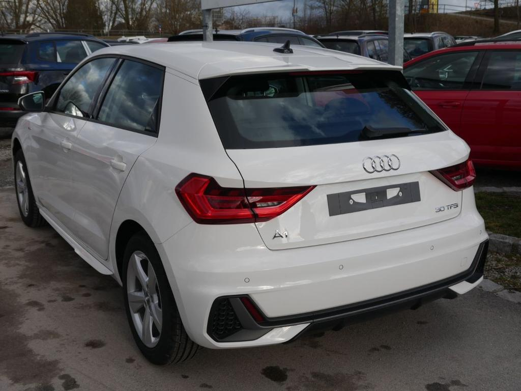 Audi A1 Sportback 30 Tfsi S Tronic S Line Exterieur Pdc Shzg Virtual Cockpit Klima