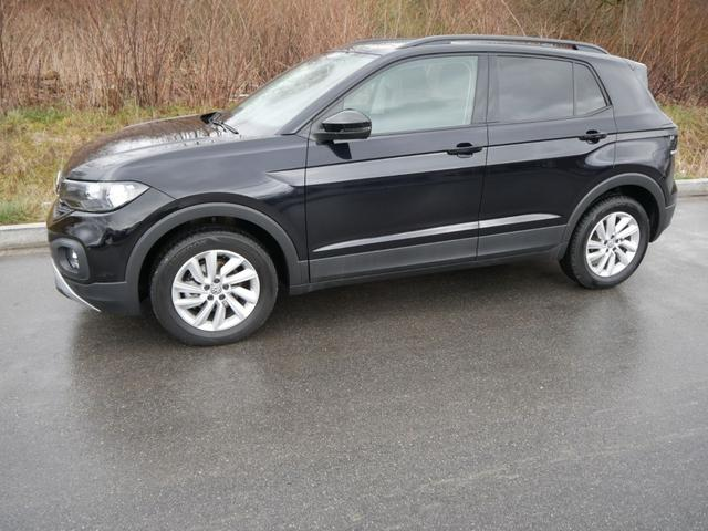 Volkswagen T-Cross - 1.0 TSI LIFE * ACC WINTERPAKET NAVI PARKTRONIC SITZHEIZUNG KLIMAAUTOMATIK