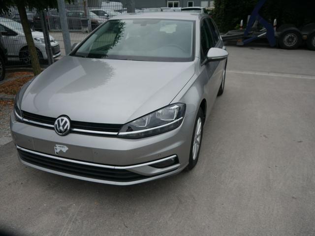 Volkswagen Golf - VII 1.0 TSI DSG COMFORTLINE   ACC APP-CONNECT-NAVI PDC SHZG TEMPOMAT KLIMAAUTOMATIK Lagerfahrzeug