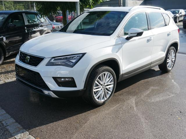 Seat Ateca - 1.5 TSI ACT XCELLENCE * ACC NAVI VOLL-LED KAMERA PARKASSISTENT 18 ZOLL