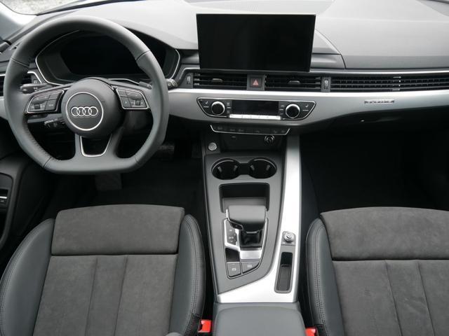 Audi A4 Limousine Allroad 40 TDI DPF * QUATTRO S-TRONIC ALCANTARA/LEDER ASSISTENZPAKET STADT & TOUR MATRIX LED