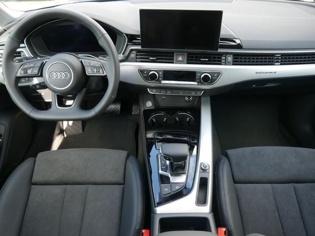 Audi A4 Limousine Allroad 45 TFSI * QUATTRO S-TRONIC AHK ALCANTARA/LEDER ASSISTENZPAKET STADT & TOUR PANORAMA MATRIX LED