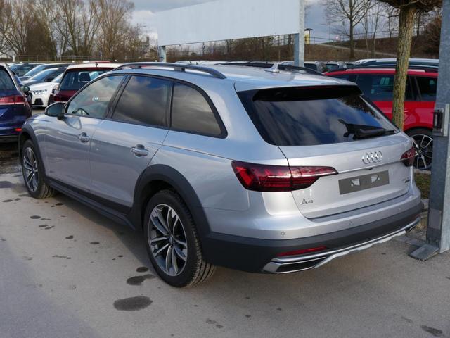 Audi A4 Limousine - Allroad 40 TDI DPF * QUATTRO S-TRONIC ALCANTARA/LEDER ASSISTENZPAKET STADT & TOUR MATRIX LED