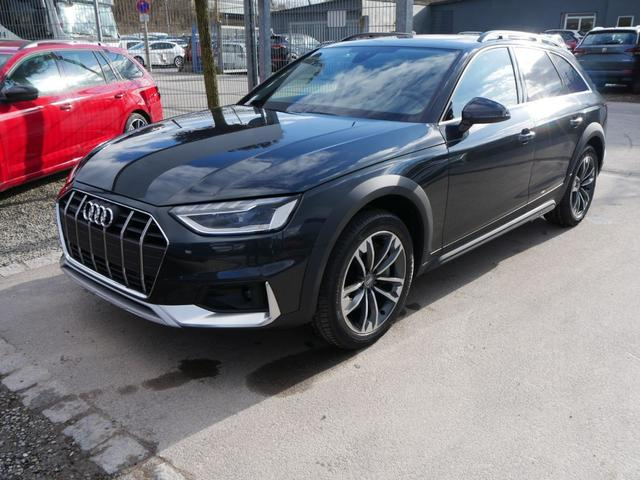 Audi A4 Limousine - Allroad 45 TFSI * QUATTRO S-TRONIC AHK ALCANTARA/LEDER ASSISTENZPAKET STADT & TOUR PANORAMA MATRIX LED