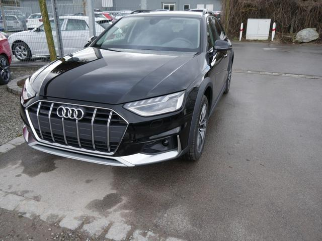 Lagerfahrzeug Audi A4 Limousine - Allroad 40 TDI DPF   QUATTRO S-TRONIC ALCANTARA/LEDER ASSISTENZPAKET STADT & TOUR MATRIX LED
