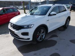 T-Roc - 1.5 TSI ACT SPORT   R-LINE BUSINESS-PAKET 18 ZOLL LED NAVI ACC PARK ASSIST ACTIVE INFO DISPLAY