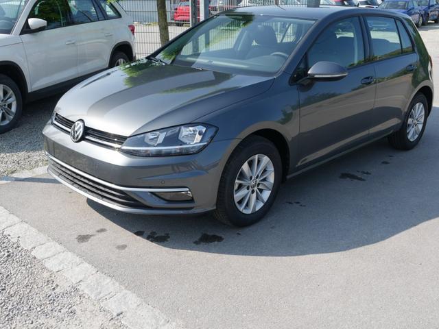 Volkswagen Golf - VII 1.0 TSI DSG COMFORTLINE   ACC AHK APP-CONNECT-NAVI PDC SHZG TEMPOMAT KLIMAAUTOMATIK Lagerfahrzeug