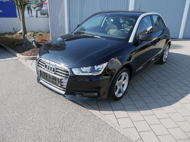 Gebrauchtfahrzeug Audi A1 - SPORTBACK 1.0 TFSI ULTRA SPORT   NAVI MEDIA-PAKET PDC SITZHEIZUNG KLIMAAUTOMATIK