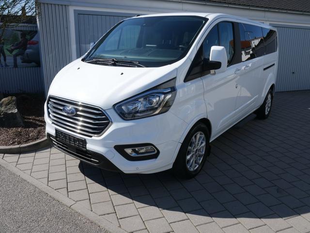 Ford Tourneo - Custom 2.0 TDCI DPF 310 L2 TITANIUM * AUTOMATIC AHK PDC SITZ- & FRONTSCHEIBENHEIZUNG