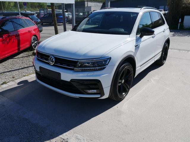Volkswagen Tiguan - 2.0 TSI DSG 4M R-LINE BLACK STYLE * HIGHLINE AHK PANORAMA-SD LEDER- & BUSINESS-PREMIUM PAKET