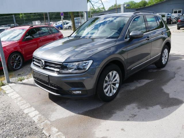 Volkswagen Tiguan - 1.5 TSI ACT COMFORTLINE * ACC PDC WINTERPAKET SHZG APP-CONNECT KLIMAAUTOMATIK