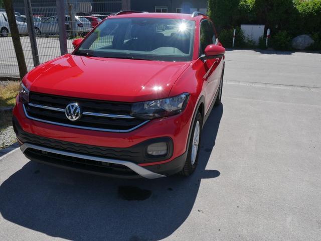 Volkswagen T-Cross - 1.0 TSI LIFE   PARKTRONIC KLIMAAUTOMATIK 16 ZOLL START & STOPP FRONT ASSIST Vorlauffahrzeug