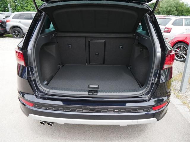 Seat Ateca 1.5 TSI ACT FR * ACC NAVI VOLL-LED PARKLENKASSISTENT SITZHEIZUNG 18 ZOLL