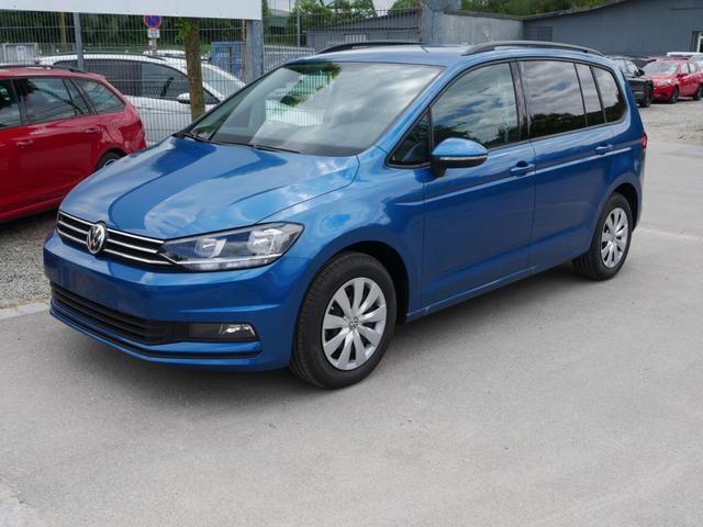 Volkswagen Touran - 1.5 TSI ACT COMFORTLINE   ACC NAVI WINTERPAKET RÜCKFAHRKAMERA 7-SITZER Vorlauffahrzeug