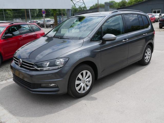 Volkswagen Touran - 1.5 TSI ACT DSG COMFORTLINE   ACC NAVI WINTERPAKET RÜCKFAHRKAMERA 7-SITZER Vorlauffahrzeug