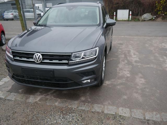 Volkswagen Tiguan - 1.5 TSI ACT DSG COMFORTLINE * ACC WINTERPAKET LED NAVI PDC SHZG 17 ZOLL