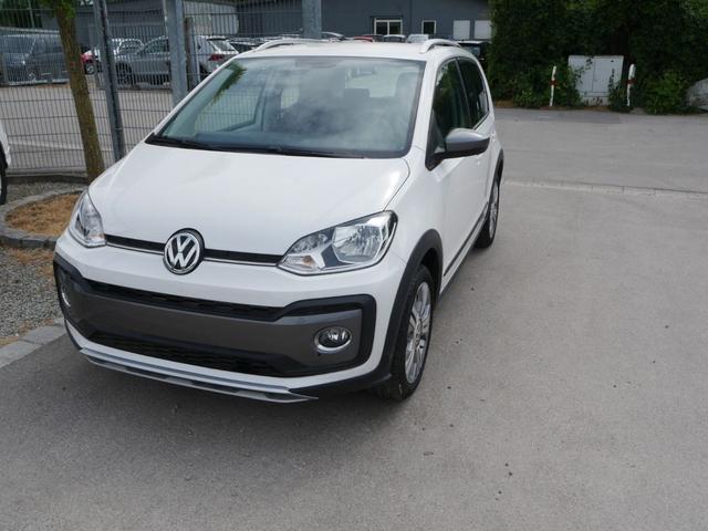 Volkswagen up! - 1.0 CROSS UP! * WINTER PACK PARKTRONIC SHZG TEMPOMAT 16 ZOLL START-STOPP