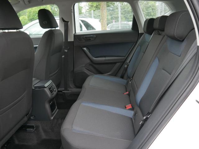 Seat Ateca 1.5 EcoTSI DSG ACT STYLE * NAVI PARKLENKASSISTENT SHZG TEMPOMAT 17 ZOLL